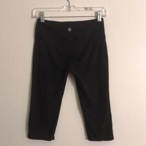 Athleta Black Active Pants